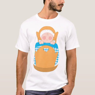 Baby Boy Cradle T-Shirt