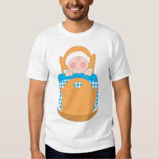 Baby Boy Cradle Tshirt