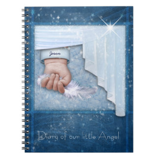 Baby Boy Diary Notebook