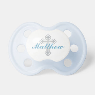 Baby Boy First Name | Silver Cross Pacifiers