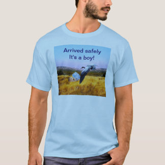 Baby boy for proud dad T-Shirt