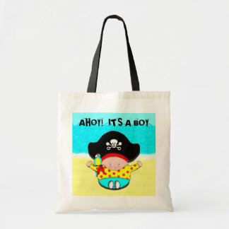 BABY BOY GIFTS BUDGET TOTE BAG