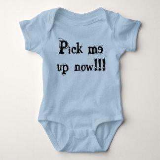 Baby Boy Jersey Bodysuit