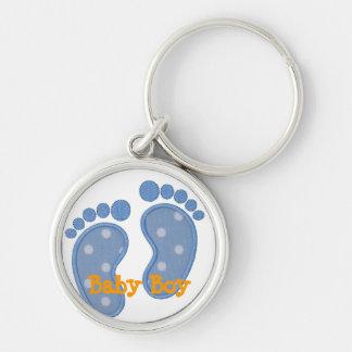 baby boy key chain