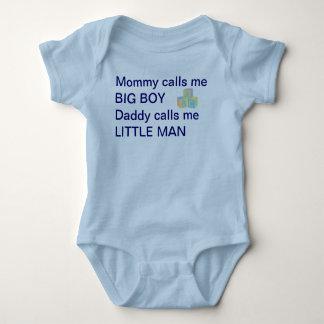 Baby Boy Man Shirt