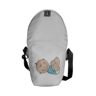 Baby Boy Courier Bag