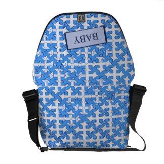 Baby Boy Print Messenger Bags