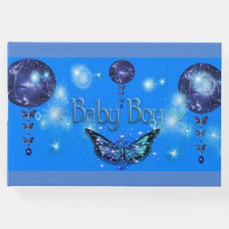 Baby Boy Shower Guestbook