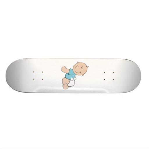 Baby Boy Skate Deck