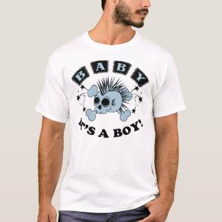 Baby Boy Skull T-Shirt