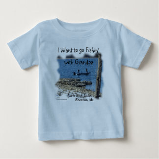 Baby Boy T-shirt 2338 Table Rock Lake-customise