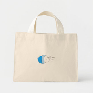 Baby Boy Tote Canvas Bags
