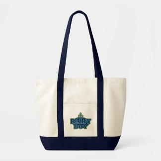 Baby Boy Impulse Tote Bag
