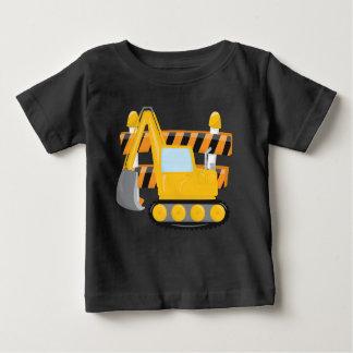 Baby boys cute construction t-shirt