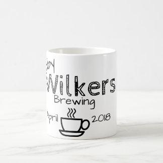 baby brewing expecting pregnancy coffee mug