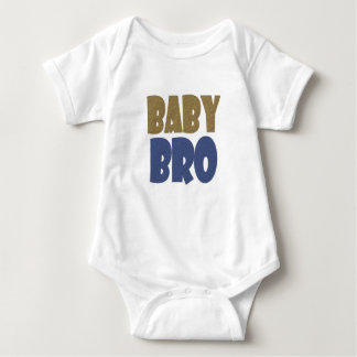 Baby Brother Outfit Baby Bro Baby Bodysuit