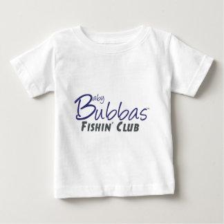 Baby Bubbas Fishin' Club Baby T-Shirt