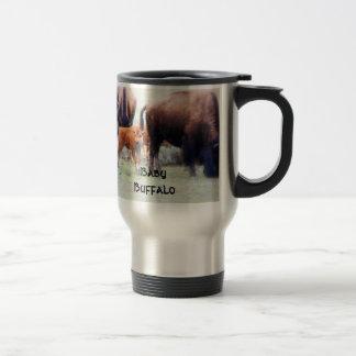 Baby Buffalo - Mug, Coffee Cup, Travel Mug