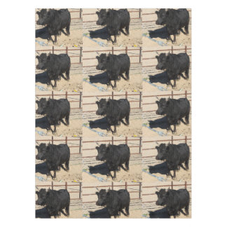 Baby Bull Dining Table Cloth