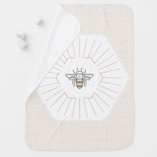 Baby Bumble Bee Blanket