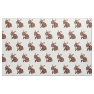 Baby Bunny Fabric