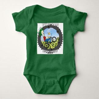 Baby Bunny Hop Baby Bodysuit
