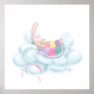 """Baby Bunny"" Wall Art"