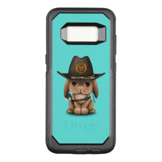Baby Bunny Zombie Hunter OtterBox Commuter Samsung Galaxy S8 Case