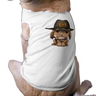 Baby Bunny Zombie Hunter Shirt