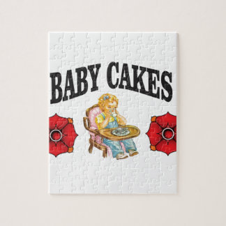 baby cakes child puzzle