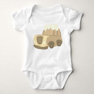 Baby Car Jersey Baby Bodysuit