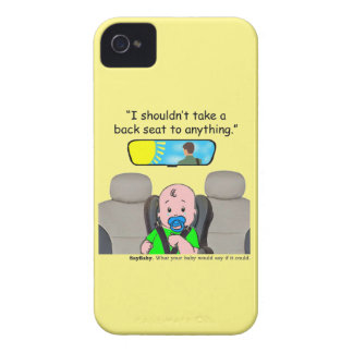 Baby Care Case-Mate iPhone 4 Cases