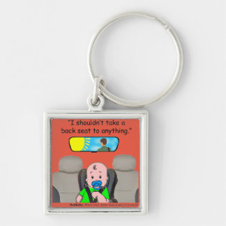 Baby Care Key Ring