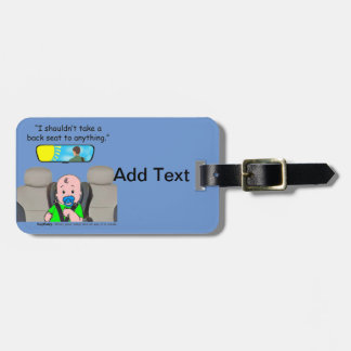 Baby Care Luggage Tag