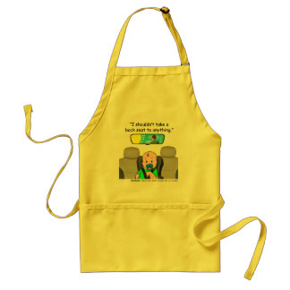 Baby Care Standard Apron