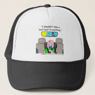 Baby Care Trucker Hat