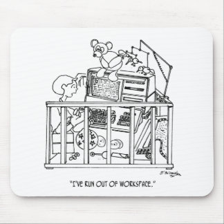 Baby Cartoon 1350 Mouse Pad