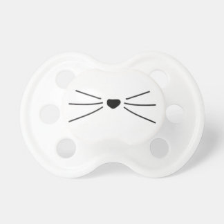 Baby Cat whisker Pacifier