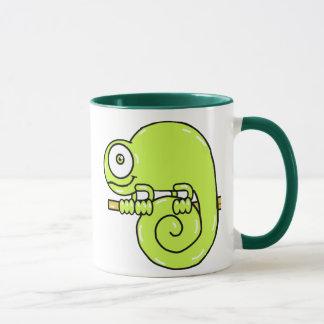 Baby Chameleon Mug