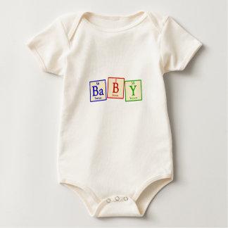Baby - Chemistry Geek Infant Organic Bodysuits
