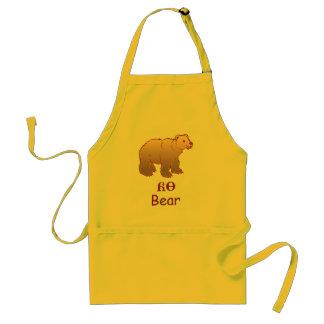 Baby Cherokee Bear Standard Apron