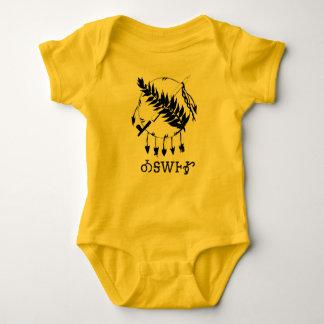 Baby cherokee oklahoma baby bodysuit