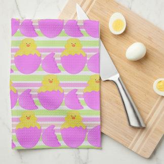 Baby Chick Kitchen Towel