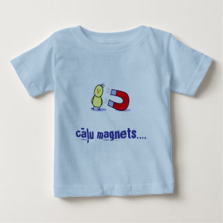 baby chick magnet (Latvian) Baby T-Shirt