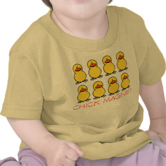 BABY CHICK MAGNET T SHIRT