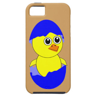 Baby Chick Maternity Baby Boy Blue iPhone 5 Cases