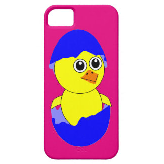 Baby Chick Maternity Baby Boy Blue iPhone 5 Covers