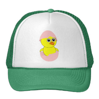 Baby Chick Maternity Girl Pink Cap