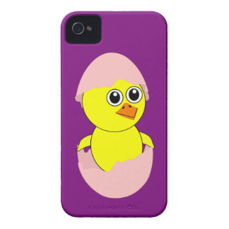 Baby Chick Maternity Pink For Girls iPhone 4 Case-Mate Case