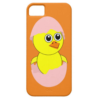 Baby Chick Maternity Pink For Girls iPhone 5 Case